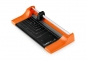 Mobile Preview: DAHLE Rollenschneidemaschine 507 Schnitt Color ID Funny Orange